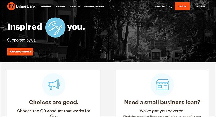 20 Best Banking Website Designs   AGENTE