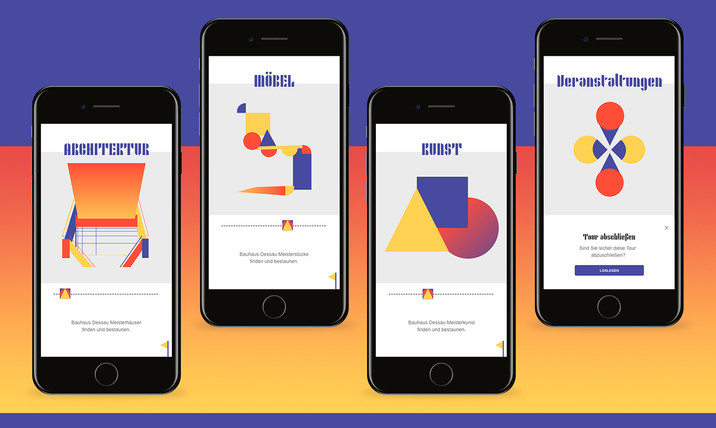 mobile onboarding progress line