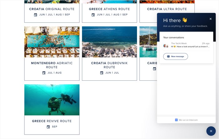 how to build travel agency website