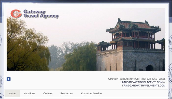 bad design travel agency