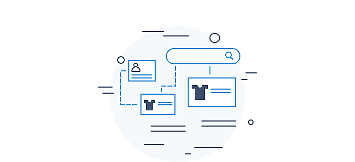 ecommerce navigation best practices illustration